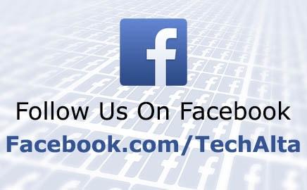 Facebook TechAlta